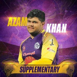 Azam Khan Quetta Gladiators