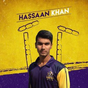 Hassan Khan Quetta Gladiators