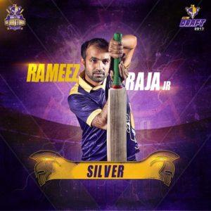 Rameez Raja Jr Quetta Gladiators