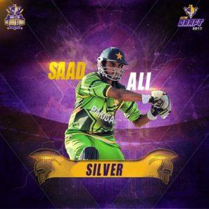 Saad Ali Quetta Gladiators