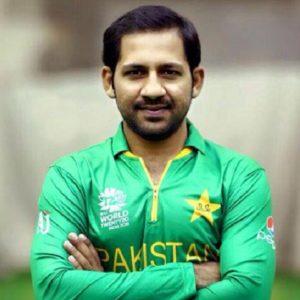 Sarfaraz Ahmed Captain - Quetta Gladiators