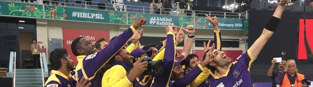 Quetta Gladiators PSL Squad 2018