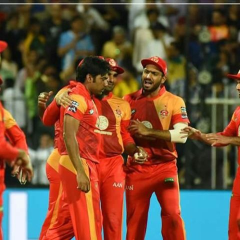 Islamabad United Team Wallpaper