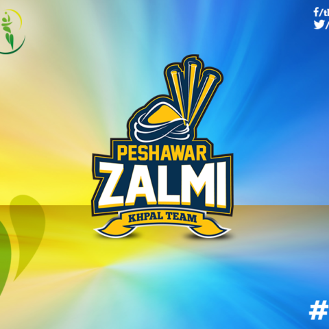 Peshawar Zalmi Logo HD Wallpaper