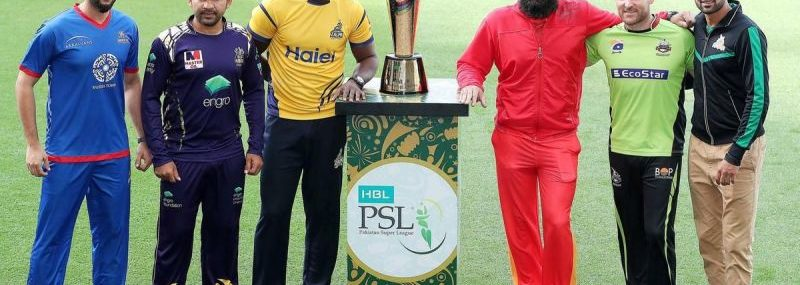 PSL 2019 Schedule wih Match Timings