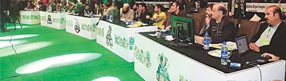 PSL Players Draft 2019 Details