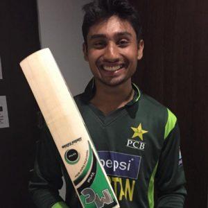 Danish Aziz Cricketer