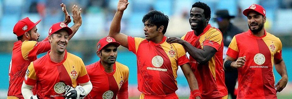 Islamabad United PSL 2019